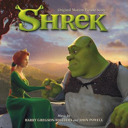 "Harry Gregson-Williams & John Powell  ""Shrek OST"""