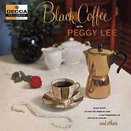 "Peggy Lee ""Black Coffee"""