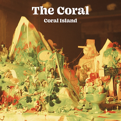 """The Coral """"Coral Island"""""""