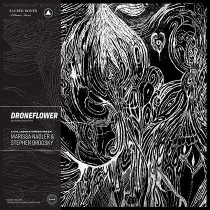 """Marissa Nadler & Stephen Brodsky """"Droneflower"""""""