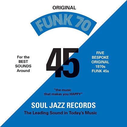 "V/A ""Soul Jazz Records Presents: Funk 70"""
