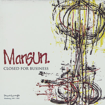 """Mansun """"Closed For Business (Seven EP)"""""""