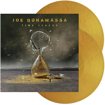 "Joe Bonamassa ""Time Clocks"""