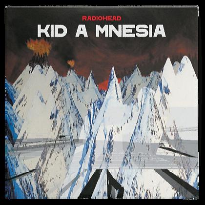 """Radiohead """"Kid A mnesia"""""""