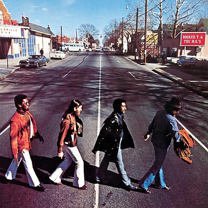 Booker T. & The M.G.'s- McLemore Avenue