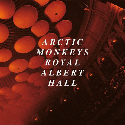 "Arctic Monkeys ""Live At The Royal Albert Hall"""