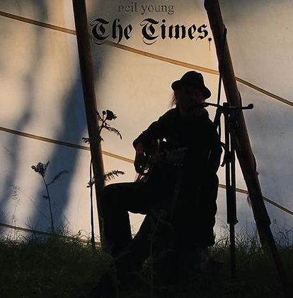 "Neil Young ""The Times"""