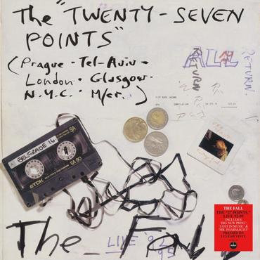 """The Fall """"The """"Twenty-Seven Points"""" Live 92-95"""""""