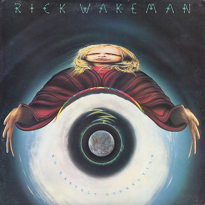 """Rick Wakeman """"No Earthly Connection"""""""