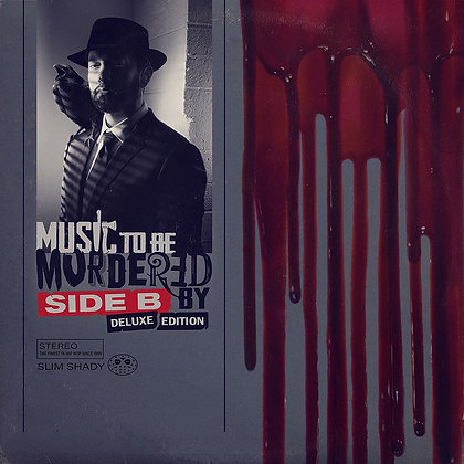 """Eminem """"Music To Be Murdered By Side B"""""""