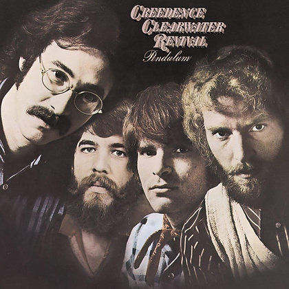"Creedence Clearwater Revival ""Pendulum"""
