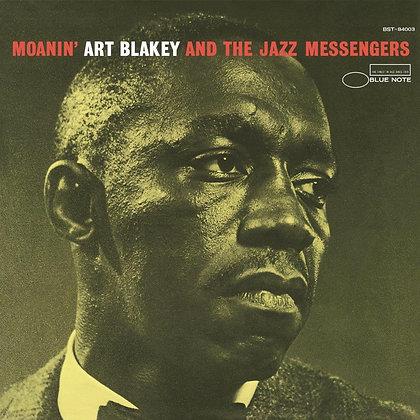 "Art Blakey & The Jazz Messengers ""Moanin'"""