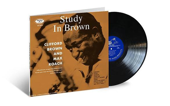 """Clifford Brown And Max Roach """"Study In Brown"""""""