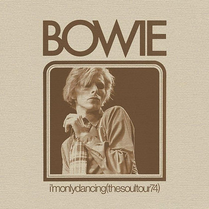 David Bowie- I'm Only Dancing (The Soul Tour '74) (STRICTLY CONFIDENTIAL)