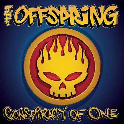 """Offspring """"Conspiracy Of One"""""""