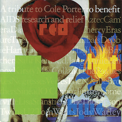 """V/A """"Red Hot And Blue: A Tribute To Cole Porter"""""""