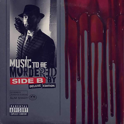 """Eminem """"Music To Be Murdered By - Side B Deluxe Version"""""""