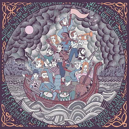 "James Yorkston & The Secondhand Orchestra ""The Wide, Wide River"""