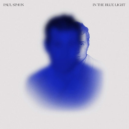 "Paul Simon ""InThe Blue Light"""