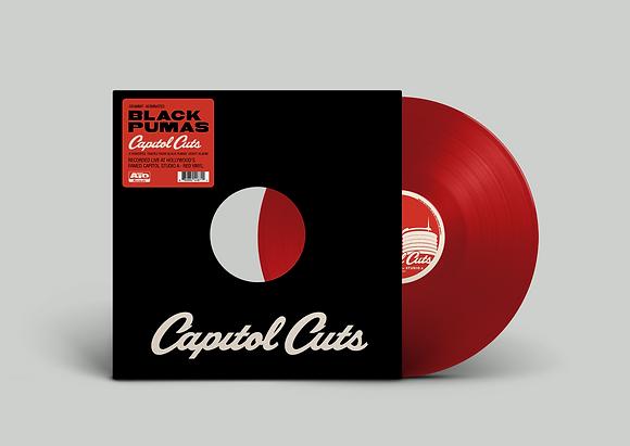 """Black Pumas """"Capitol Cuts"""""""