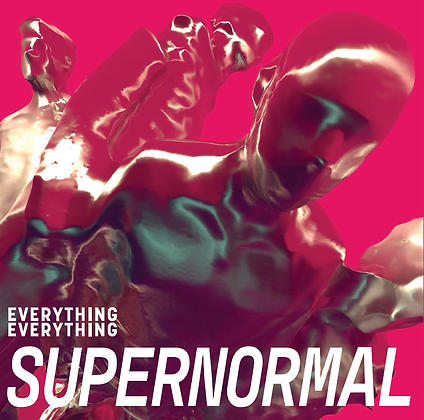 """Everything Everything """"Supernormal / Mercury And Me"""""""