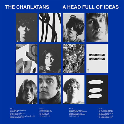 "Charlatans ""A Headful Of Ideas"""