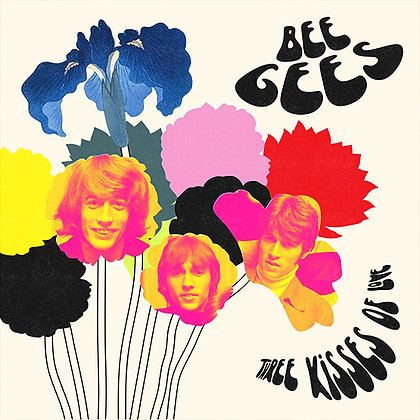 """Bee Gees """"Three Kisses Of Love"""""""