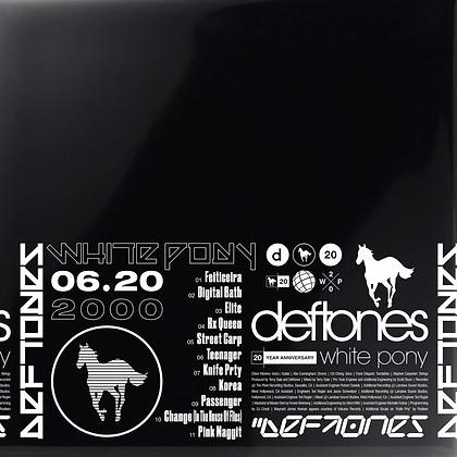 """Deftones """"White Pony"""""""