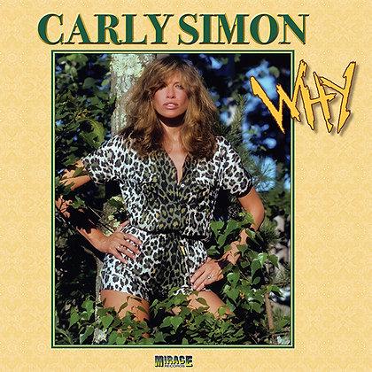 "Carly Simon ""Why"""