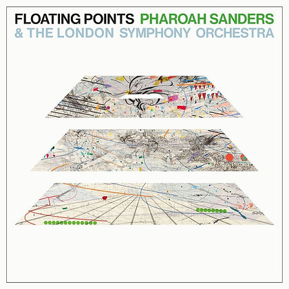 "Floating Points / Pharoah Sanders / London Symphony Orchestra ""Promises"""