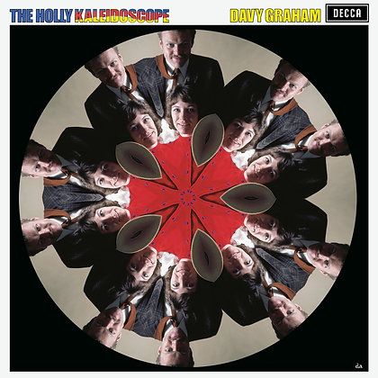 Davy Graham-The Holly Kaleidoscope