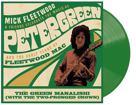 "Mick Fleetwood & Friends & Fleetwood Mac ""The Green Manalishi"" """