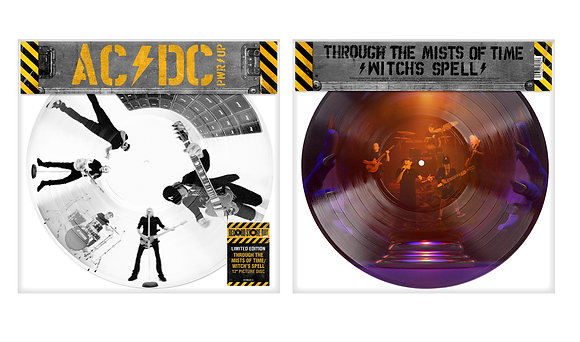 """AC/DC """"Through The Mists Of Time / Witches Spell"""""""