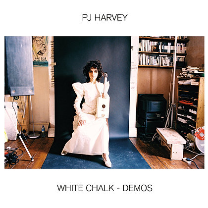 "PJ Harvey ""White Chalk - Demos"""