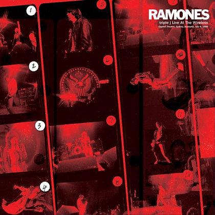 "Ramones ""Triple J Live At The Wireless"""