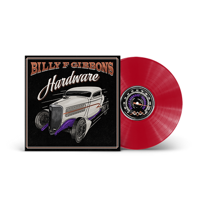 "Billy F Gibbons ""Hardware"""