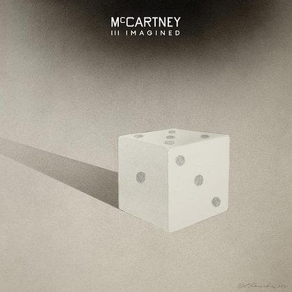 """Paul McCartney """"III - Imagined"""""""