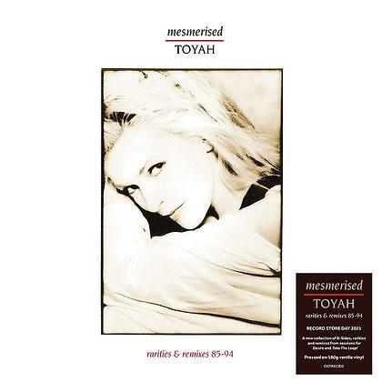 """Toyah """"Mesmerised - Rarities & Remixes 87-94"""""""