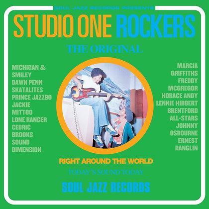 Various Artists- Soul Jazz Records Presents Studio One Rockers