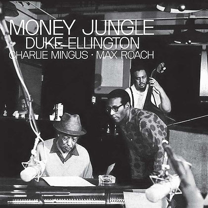 "Duke Ellington ""Money Jungle"""