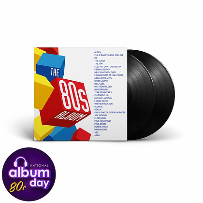 """V/A """"The 80s Album"""""""