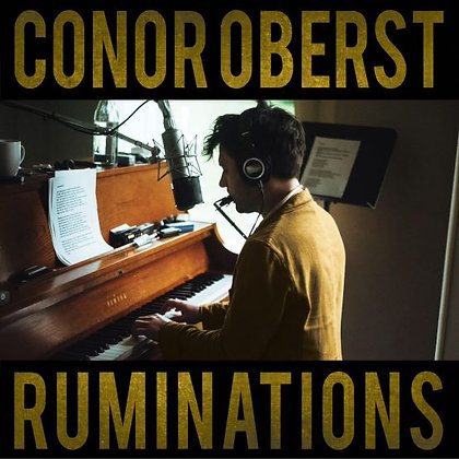 """Conor Oberst """"Ruminations"""""""