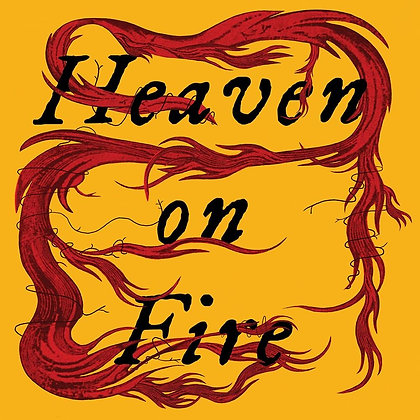 """V/A """"Heaven On Fire"""" Compiled by Jane Weaver"""