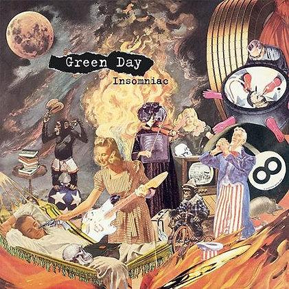 """Green Day """"Insomniac"""""""