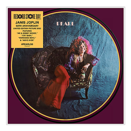 """Janis Joplin """"Pearl"""""""