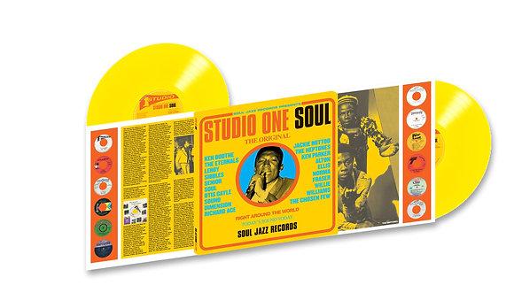 """V/A """"Soul Jazz Records Presents - Studio One Soul"""""""""""
