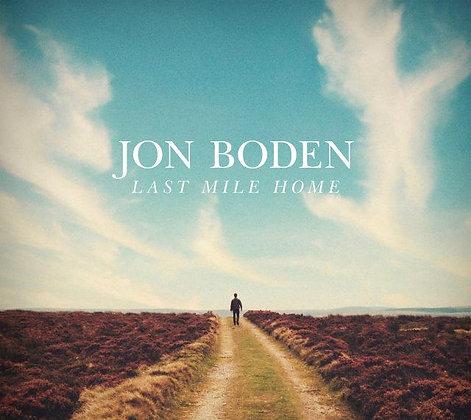 "Jon Boden ""Last Mile Home"""
