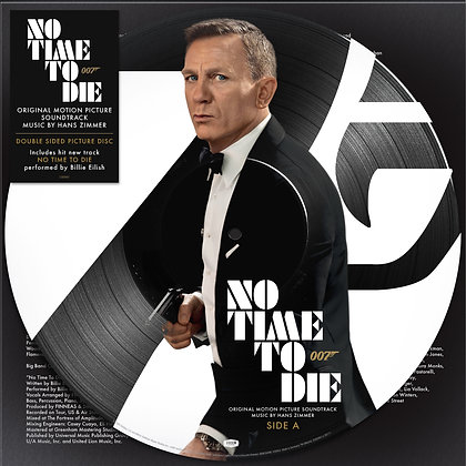 "James Bond ""No Time To Die"" OST"