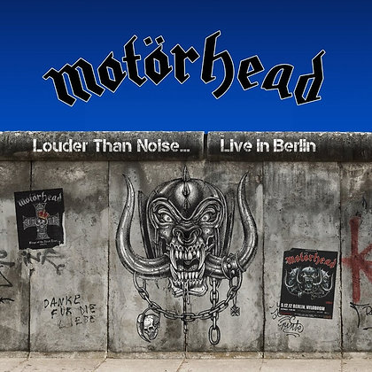 "Motorhead ""Louder Than Noise...Live In Berlin"""