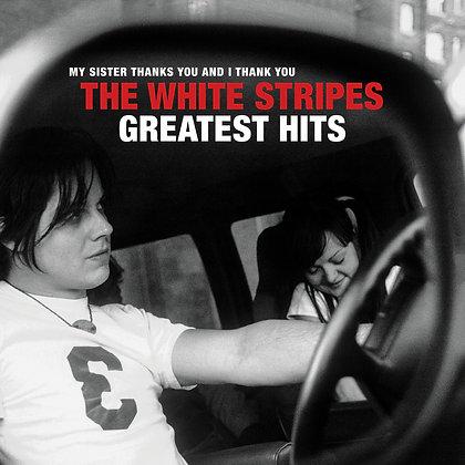 "White Stripes ""Greatest Hits"""